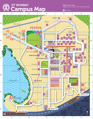 Campus and environment: Industrial Design Centre (IDC) IIT ...